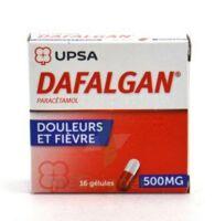 DAFALGAN 500 mg Gélules 2plq/8 (16) à Mimizan