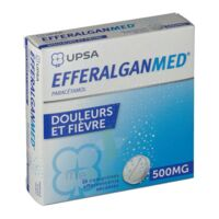 EFFERALGANMED 500 mg, comprimé effervescent sécable à Mimizan