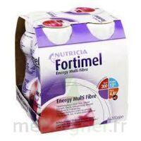 Fortimel Energy Multi Fibre, 200 Ml, Pack 4 à Mimizan