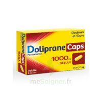 DOLIPRANECAPS 1000 mg Gélules Plq/8 à Mimizan