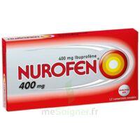 NUROFEN 400 mg Comprimés enrobés Plq/12 à Mimizan