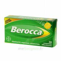 Berocca Comprimés effervescents sans sucre T/30 à Mimizan