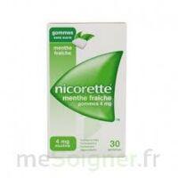 Nicorette 4 Mg Gom à Mâcher Médic Sans Sucre Menthe Fraîche Plq/30gom à Mimizan