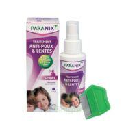 Paranix Solution antipoux Huiles essentielles 100ml+peigne à Mimizan