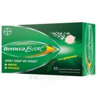 Beroccaboost Comprimés effervescents B/20 à Mimizan