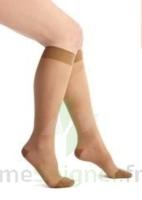 Thuasne Venoflex Secret 2 Chaussette femme beige doré T5N à Mimizan