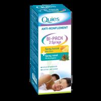 Quies Bi-pack 2 Sprays Buccal Et Nasale Anti-ronflement à Mimizan