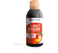 Turbodraine Solution buvable Thé-Pêche 2*500ml à Mimizan