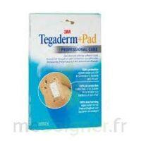 Tegaderm + Pad, 9 Cm X 10 Cm , Bt 10 à Mimizan