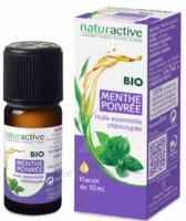 Naturactive Huile essentielle bio Menthe poivrée Fl/10ml à Mimizan