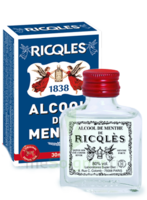 Ricqles 80° Alcool De Menthe 30ml à Mimizan