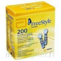 Freestyle Papillon Lancettes B/200 à Mimizan