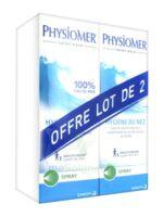 Physiomer Solution nasale adulte enfant 2*Sprays/135ml à Mimizan