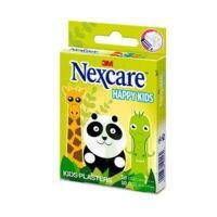 Nexcare Sensitive Soft Happy Kids Pansements Microporeux Animaux 2 Tailles B/20 à Mimizan