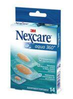 Nexcare Aqua 360° Pansements 3 Tailles B/14 à Mimizan