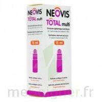 Neovis Total Multi S Ophtalmique Lubrifiante Pour Instillation Oculaire Fl/15ml à Mimizan
