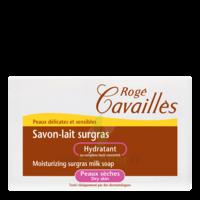 Rogé Cavaillès Savon lait surgras hydratant 100g à Mimizan