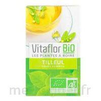 Vitaflor - Bio Tisane Tilleul 18 Sachets à Mimizan