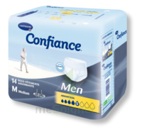 Confiance Men Slip absorbant jetable absorption 5 Gouttes Medium Sachet/8 à Mimizan