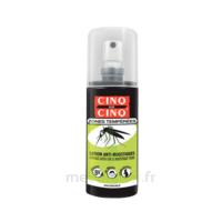 Cinq Sur Cinq Zones Tempérées Lotion Anti-moustique 100ml à Mimizan