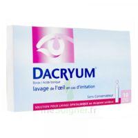 DACRYUM S p lav opht en récipient unidose 10Unid/5ml à Mimizan