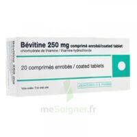Bevitine 250 Mg Cpr Enr Plq/20 à Mimizan