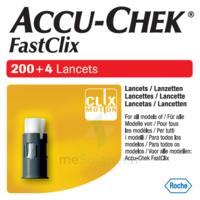 Accu-chek Fastclix Lancettes B/204 à Mimizan