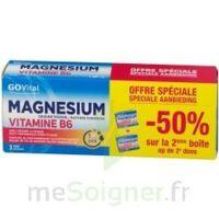 Govital Magnésium Vitamine B6 Comprimés 2*b/45 à Mimizan