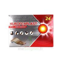 NUROFENPLAST 200 mg Emplâtre médic 4Sach à Mimizan