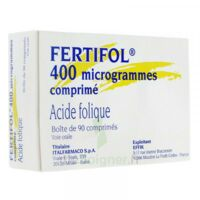 FERTIFOL 400 µg Cpr Plq/90 à Mimizan