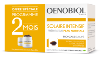 Oenobiol Solaire Intensif Caps Peau Normale 2*pot/30 à Mimizan