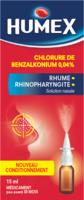 Humex Fournier 0,04 Pour Cent, Solution Pour Pulvérisation Nasale à Mimizan