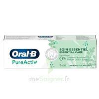 Oral B Pureactiv Dentifrice Soin Essentiel T/75ml à Mimizan