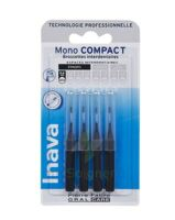 Inava Brossettes Mono-compact Noir Iso 0- 0,6mm à Mimizan