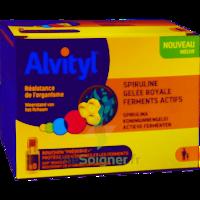 Alvityl Resist Solution buvable 8 Fioles à Mimizan