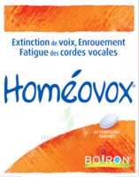 Boiron Homéovox Comprimés à Mimizan