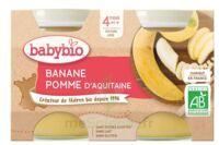 Babybio Pot Banane Pomme à Mimizan