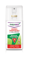 Paranix Moustiques Spray Zones Tropicales Fl/90ml à Mimizan