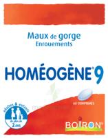 Boiron Homéogène 9 Comprimés à Mimizan