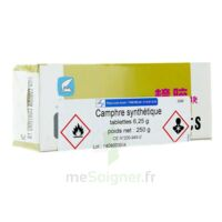 Cooper Camphre tablettes 250g à Mimizan