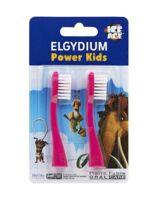 Elgydium Recharge Pour Brosse à Dents électrique Age De Glace Power Kids à Mimizan