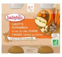 Babybio Pot Légumes Canard à Mimizan