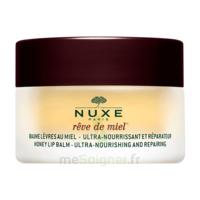 Nuxe Baume Lèvres Ultra-nourrissant Rêve De Miel®15g à Mimizan