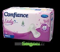 Confiance Lady Protection Anatomique Incontinence 4 Gouttes Sachet/14 à Mimizan