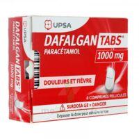 DAFALGANTABS 1 g Cpr pell Plq/8 à Mimizan