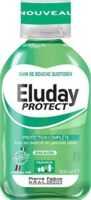Pierre Fabre Oral Care Eluday Protect Bain De Bouche 500ml à Mimizan