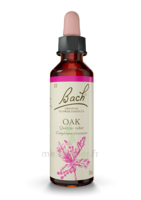 Fleurs De Bach® Original Oak - 20 Ml à Mimizan