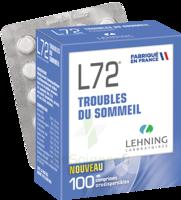 Lehning L72 Comprimés Orodispersibles Plq Pvc/pvdc/alu/100 à Mimizan