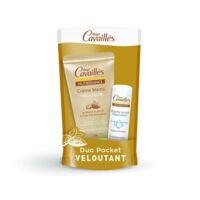 Rogé Cavaillès Nutrissance Pocket Crème mains Douceur + Baume Lèvres Réparateur 30ml + 5,5g Edition limitée à Mimizan