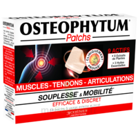 Osteophytum Patchs Muscles Coups Tendons Articulations 2b/14 à Mimizan